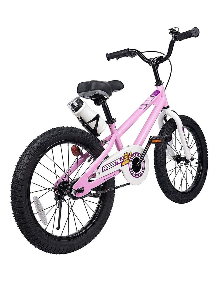 BMX Freestyle Pedal Brake Kids Bike for Boys and Girls 12 14 16 18 inch, Pink image 3
