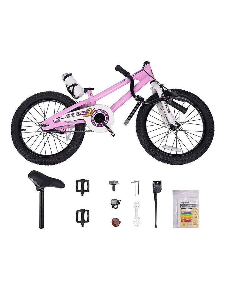 BMX Freestyle Pedal Brake Kids Bike for Boys and Girls 12 14 16 18 inch, Pink image 4