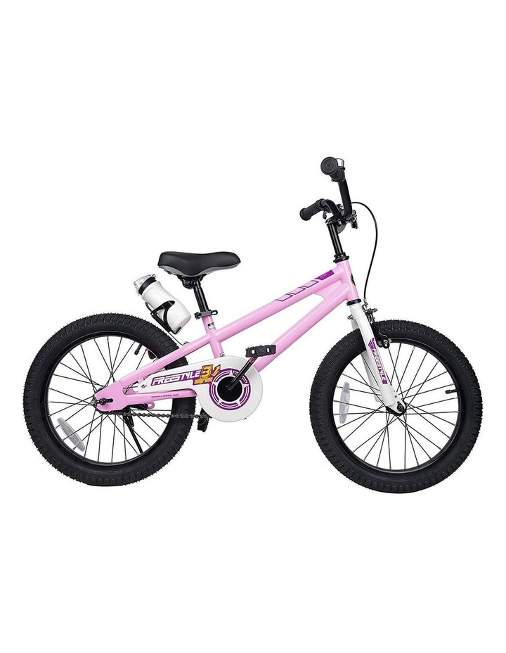 BMX Freestyle Pedal Brake Kids Bike for Boys and Girls 12 14 16 18 inch, Pink image 6