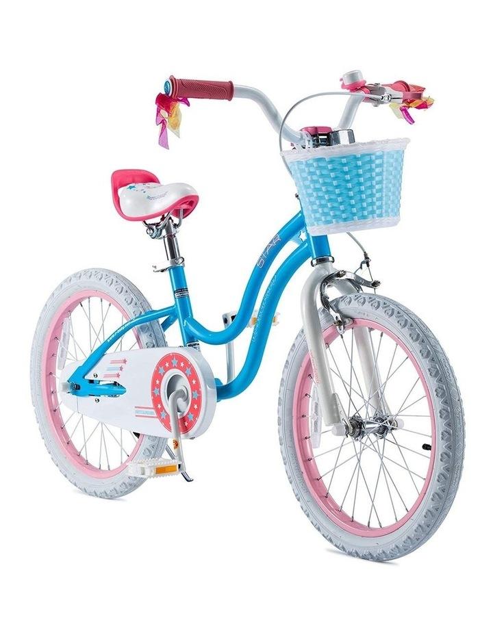 Stargirl Girls Kids Bike 12 14 16 18 Inch, Blue White Color image 5