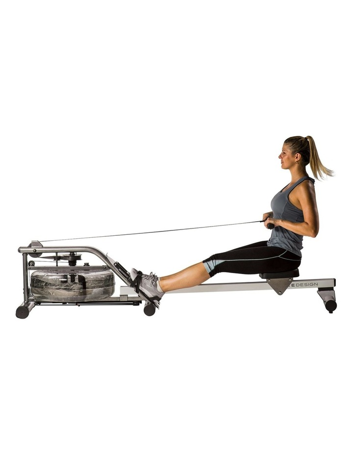 Pure Design Vr 1 Home Rowing Machine image 2