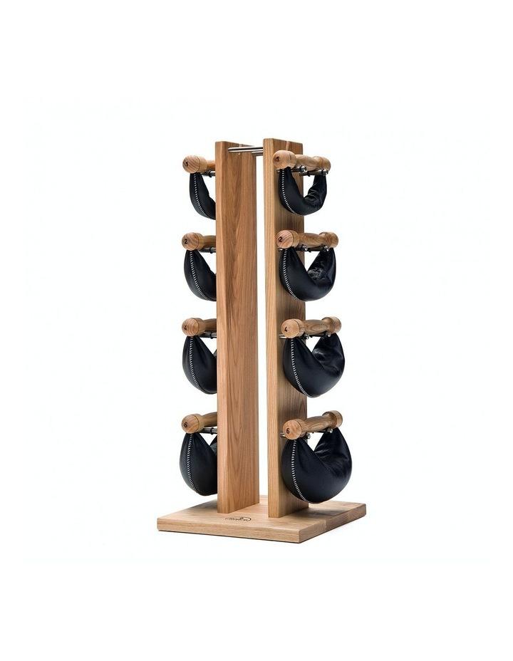 9 Piece Wooden Swing Tower Set Ash image 1