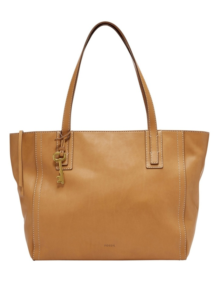 ZB6844231 Emma Double Handle Tote Brown image 1