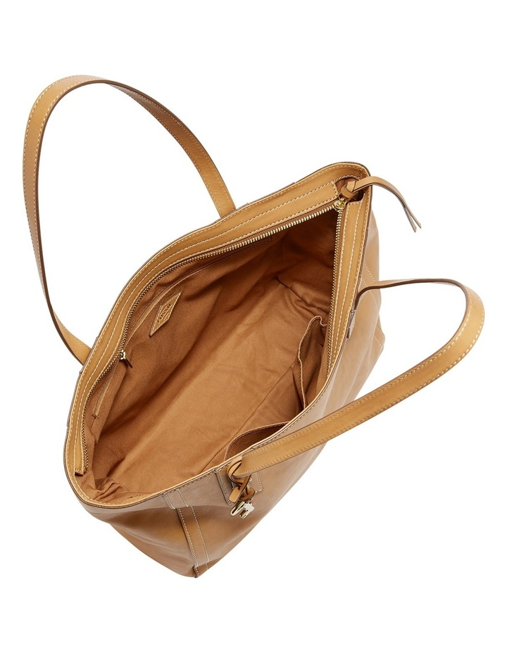 ZB6844231 Emma Double Handle Tote Brown image 2