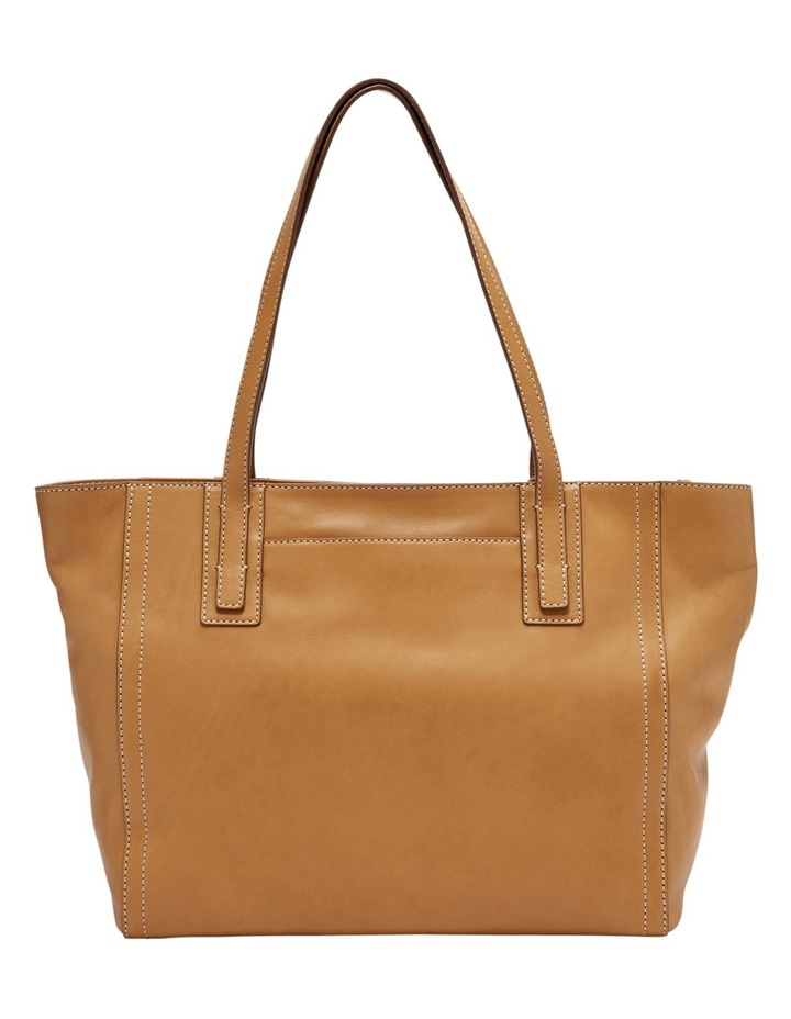 ZB6844231 Emma Double Handle Tote Brown image 3