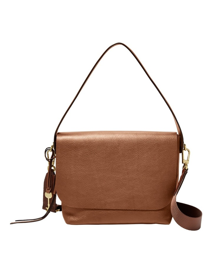 dc5293bbe43ed7 Fossil | Maya Flap Over Crossbody Bag | MYER