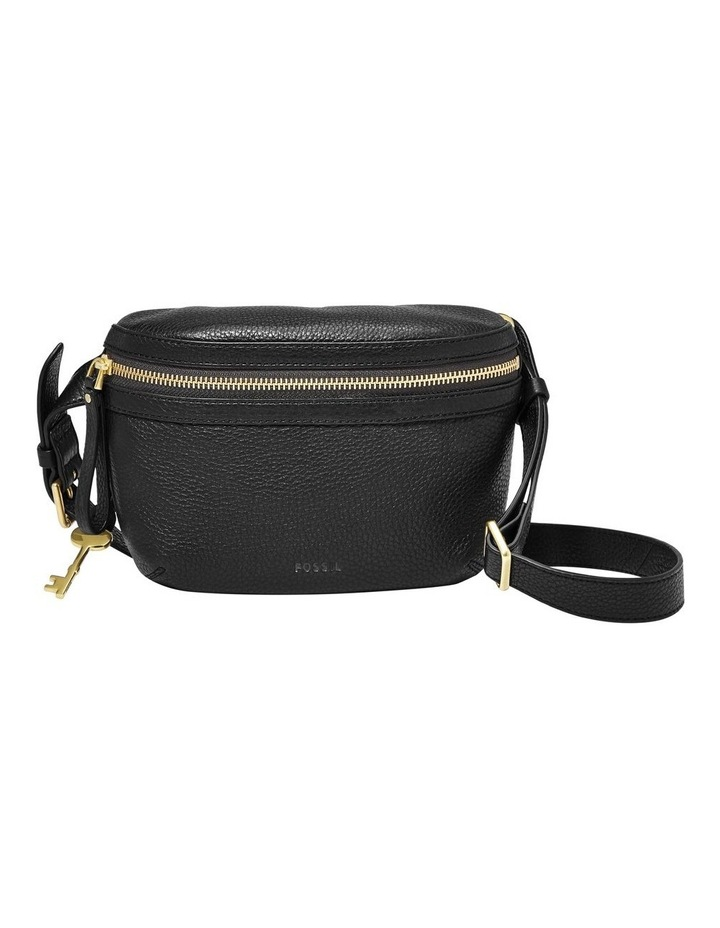 SLG1317001 Brenna Zip Front Belt Bag image 4