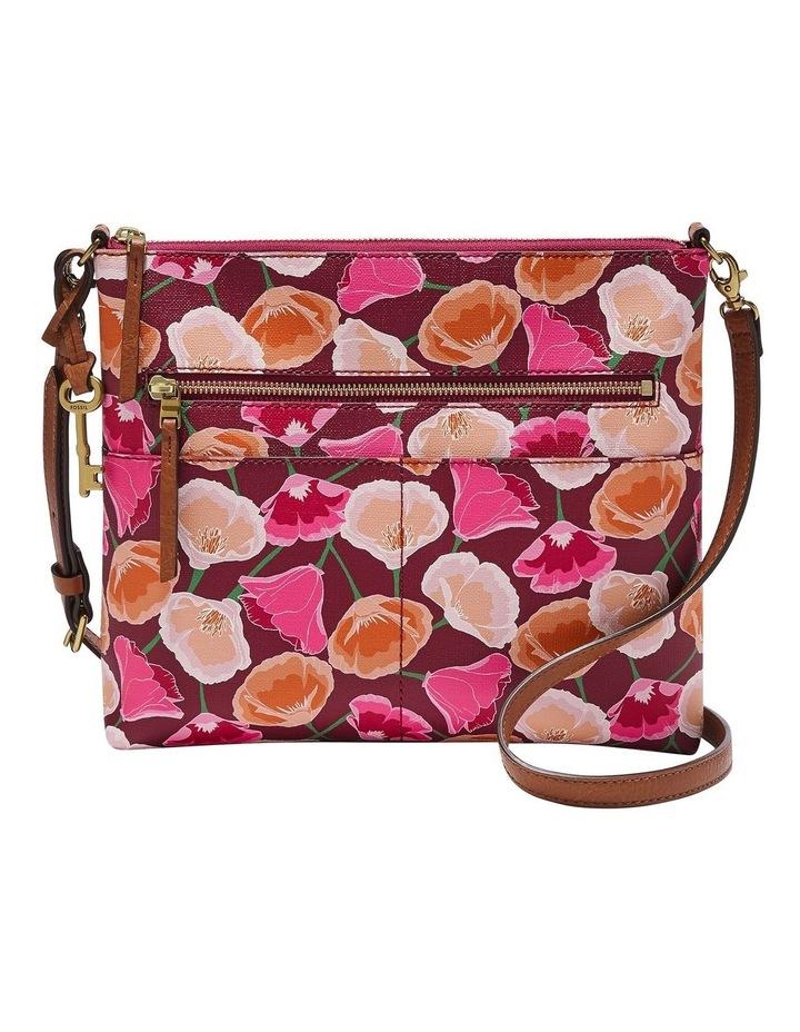 Fossil ZB1540664 Pink Fiona Crossbody Bag image 4