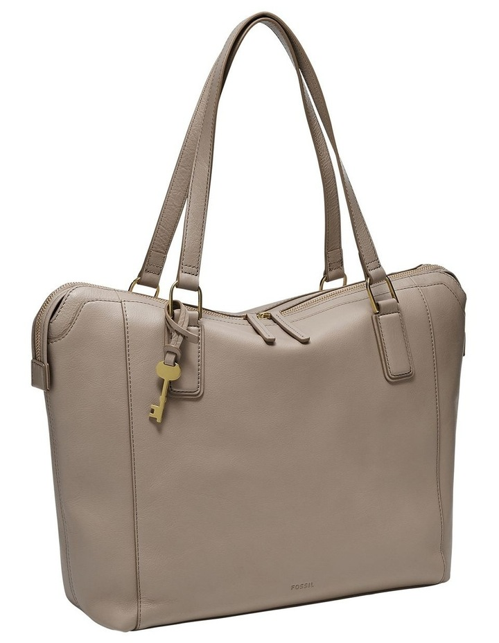 Fossil ZB1502788 Grey Jacqueline TOTE BAG image 1