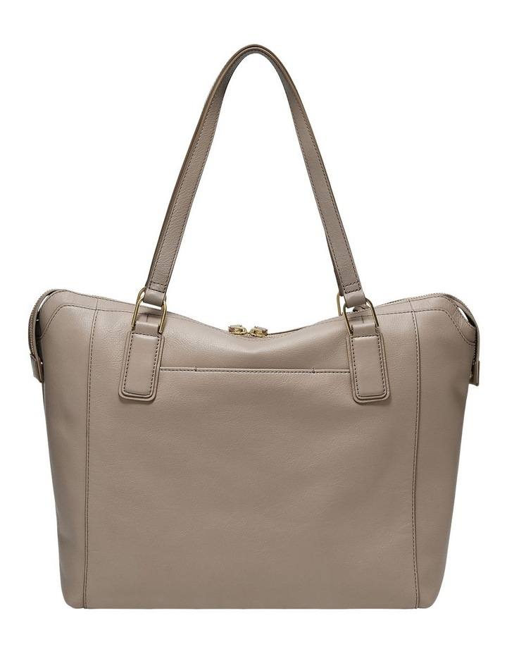 Fossil ZB1502788 Grey Jacqueline TOTE BAG image 2