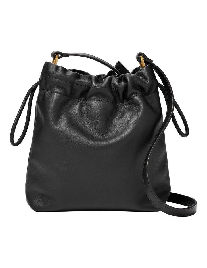 Fossil ZB1526001 Black Gigi Crossbody Bag image 4