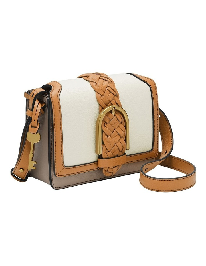 Fossil ZB1522189 White Wiley Crossbody Bag image 1