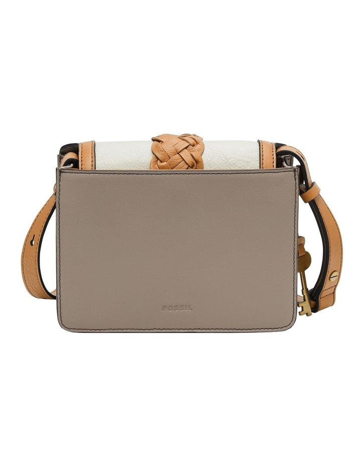 Fossil ZB1522189 White Wiley Crossbody Bag image 2