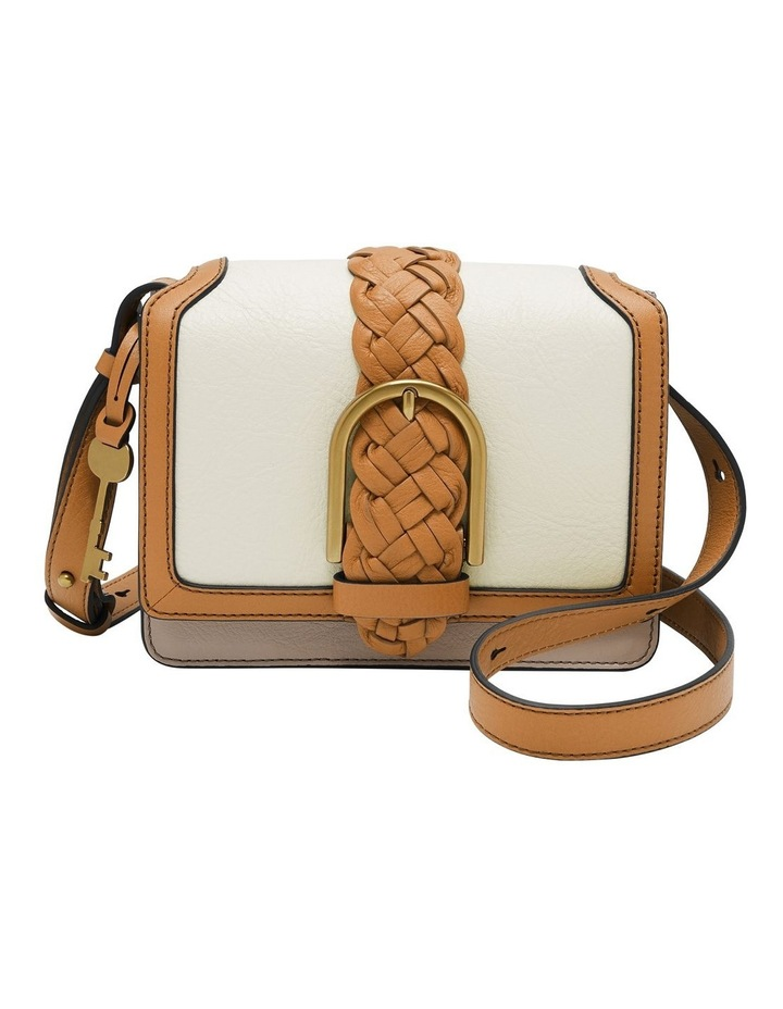 Fossil ZB1522189 White Wiley Crossbody Bag image 4