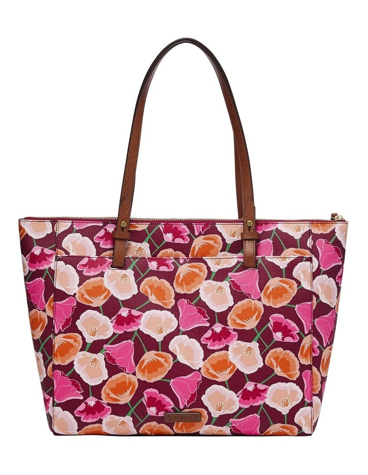 Fossil ZB7446664 Pink Rachel TOTE BAG image 2