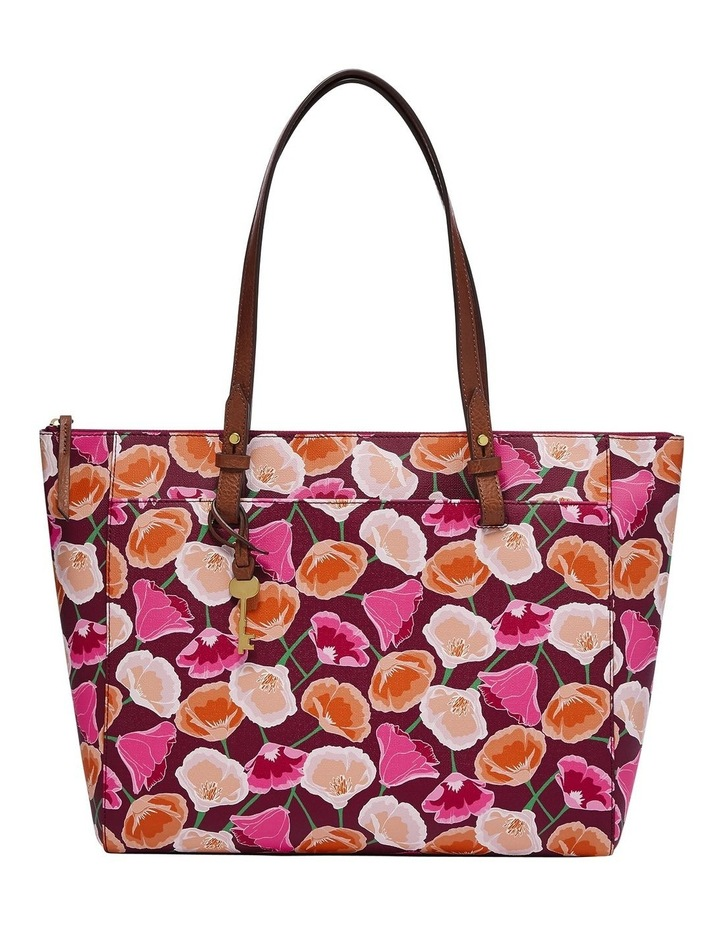 Fossil ZB7446664 Pink Rachel TOTE BAG image 4