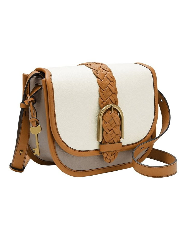 Fossil ZB1523189 White Wiley Crossbody Bag image 1