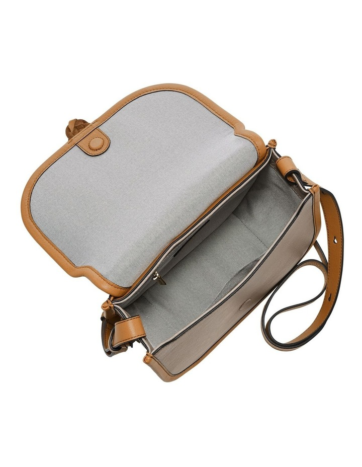 Fossil ZB1523189 White Wiley Crossbody Bag image 3