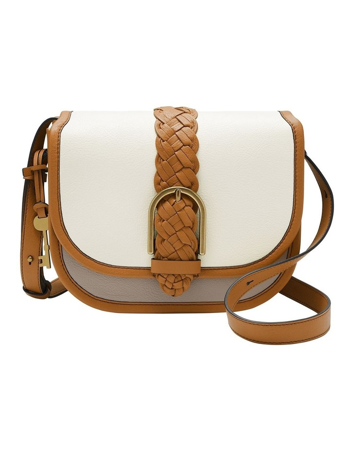 Fossil ZB1523189 White Wiley Crossbody Bag image 4