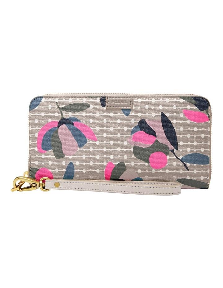 Emma RFID Zip Around Wallet image 1
