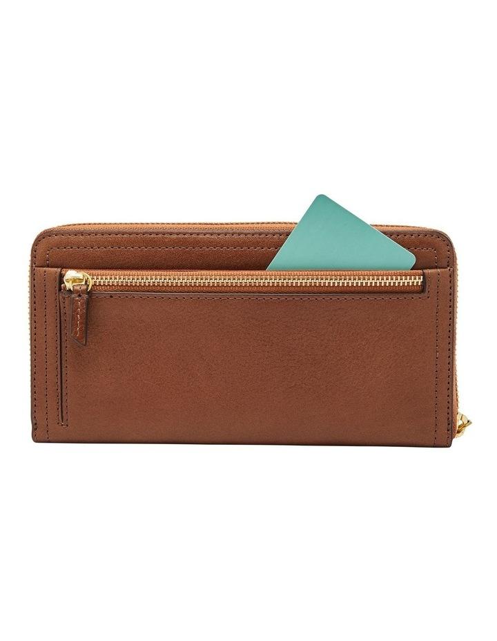 Logan Zip Around Wallet image 3