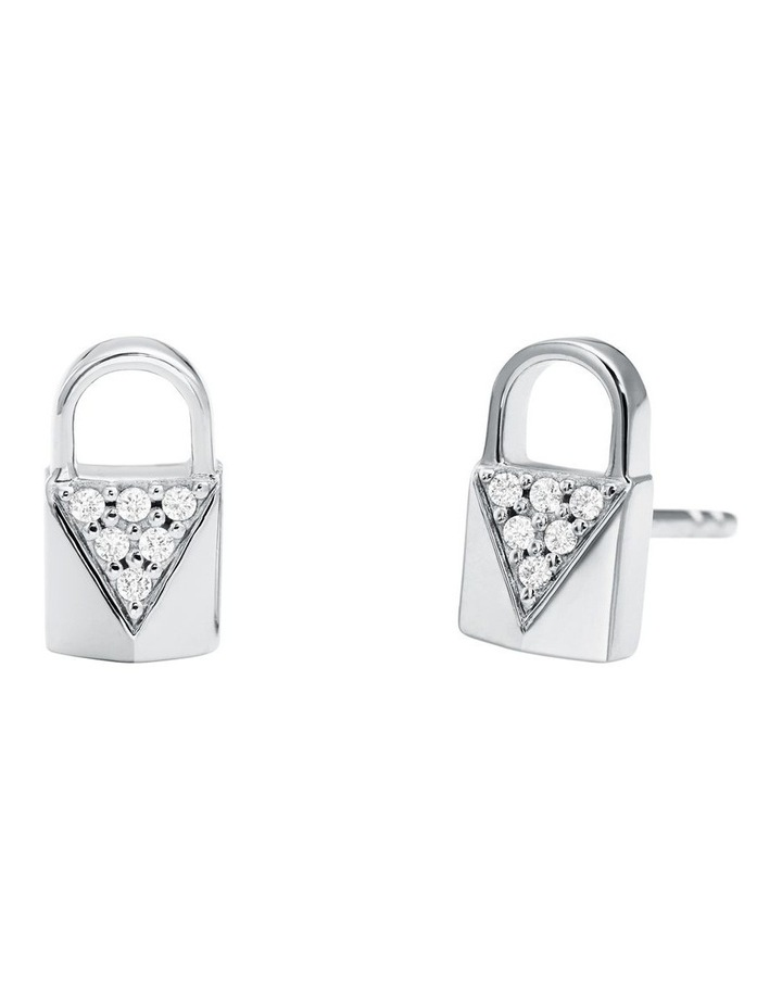 MKC1010AN040 Premium Silver Earrings image 1