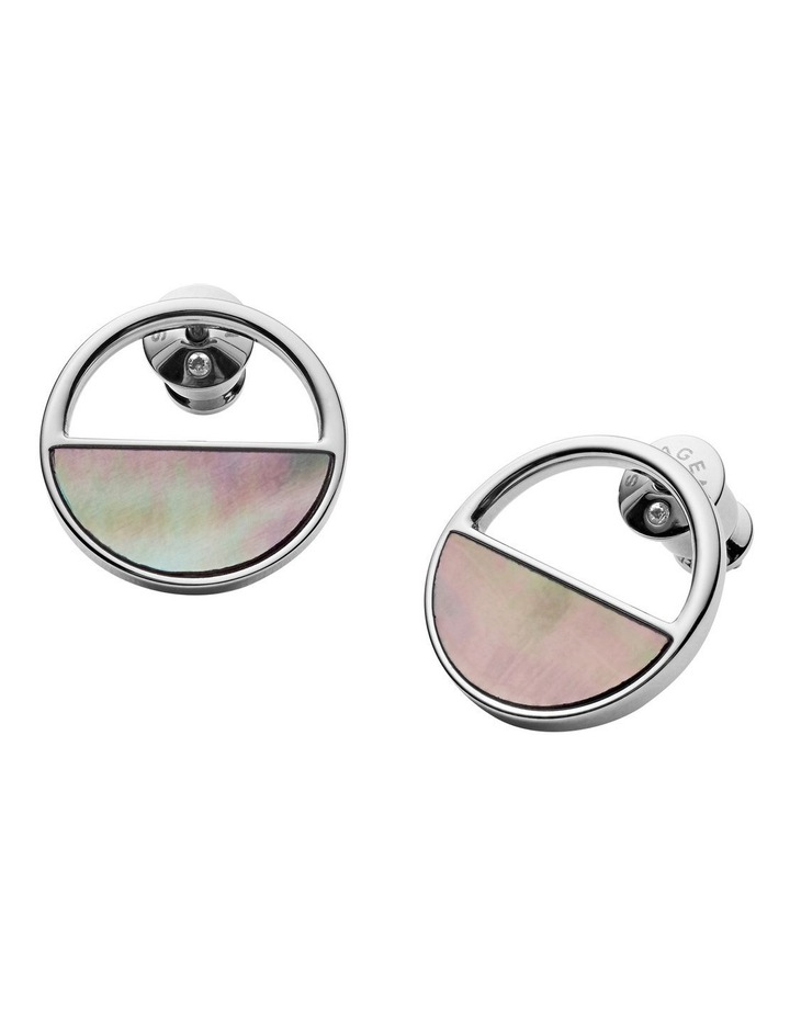 Agnethe Silver Earrings image 1