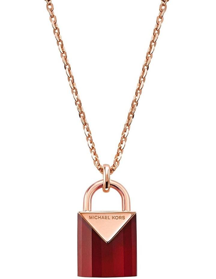 MKC1039AD791 Premium Rose Gold Necklace image 1