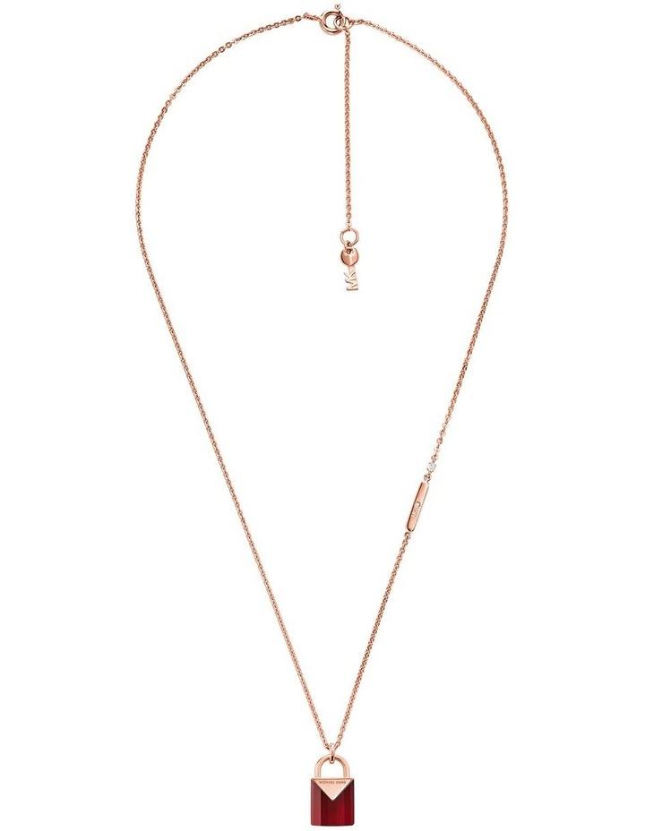 MKC1039AD791 Premium Rose Gold Necklace image 2