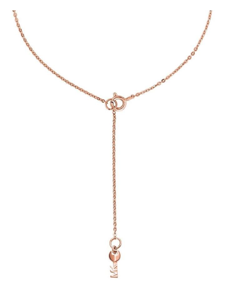 MKC1039AD791 Premium Rose Gold Necklace image 3