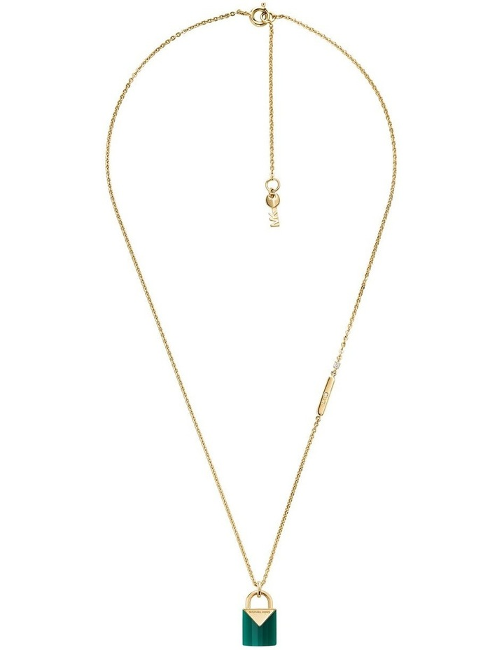 MKC1039AJ710 Premium Gold Necklace image 2