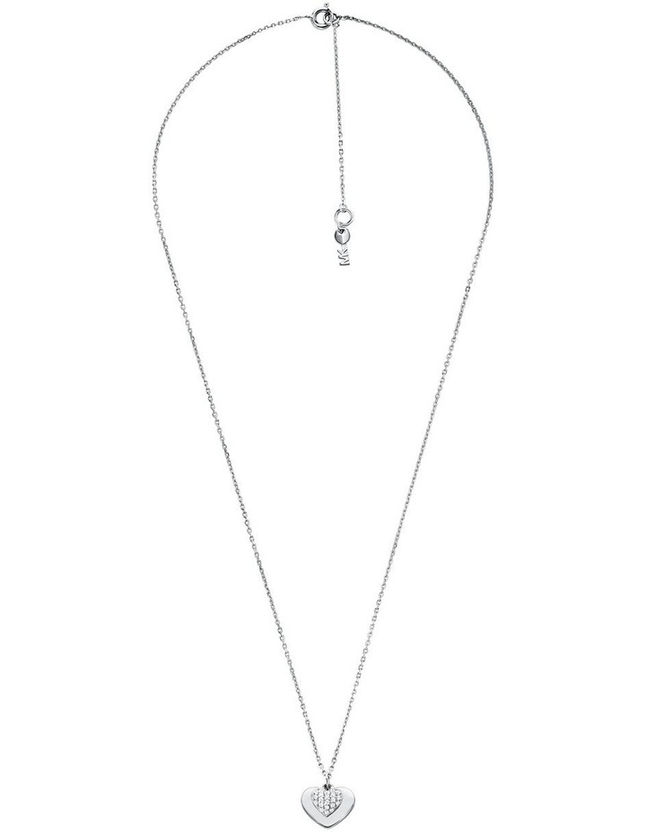 MKC1120AN040 Premium Silver Necklace image 2