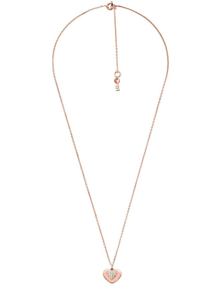 MKC1120AN791 Premium Rose Gold Necklace image 2