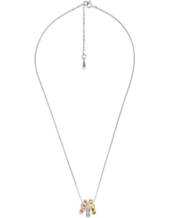 Premium Tri-tone Necklace image 2