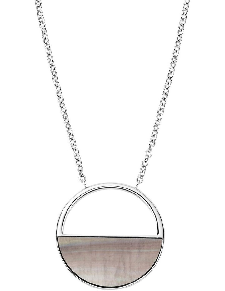 Agnethe Silver Necklace image 1