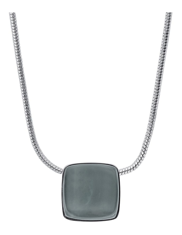 Sea Glass Silver Necklaces image 1