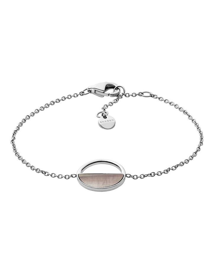 Agnethe Silver Bracelet image 1