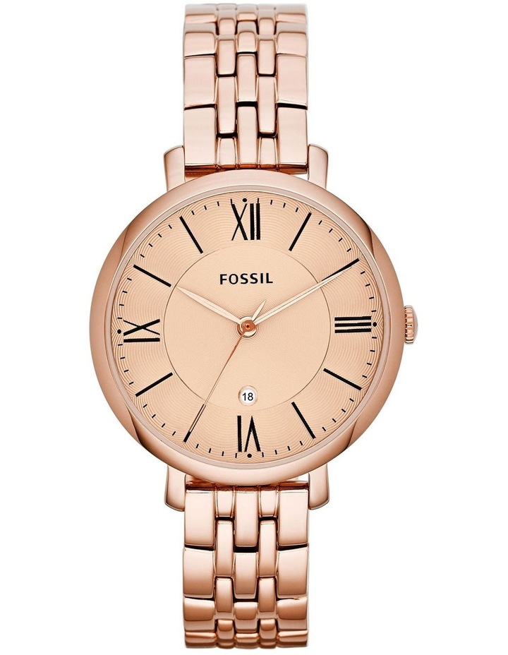ES3435 Tailor Watch in Rose Gold image 1