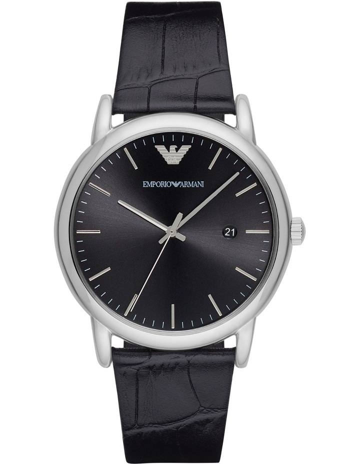 AR2500 Watch in Black image 1