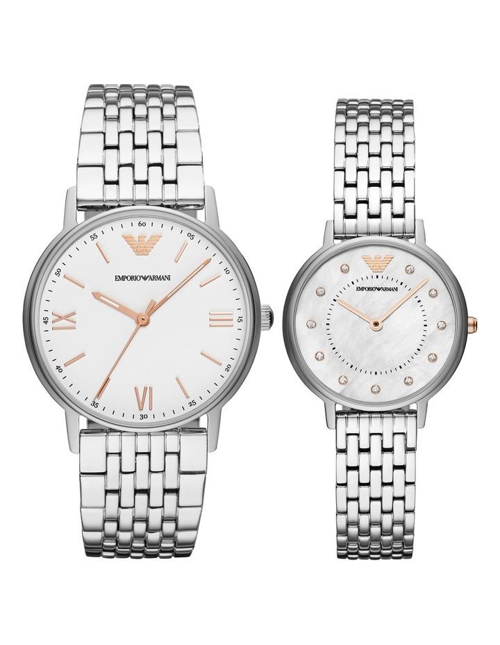 Kappa Silver Watch AR80014 image 1