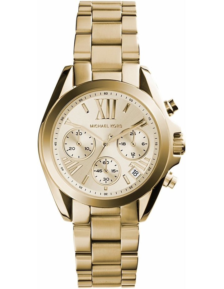 Bradshaw Gold Watch MK5798 image 1