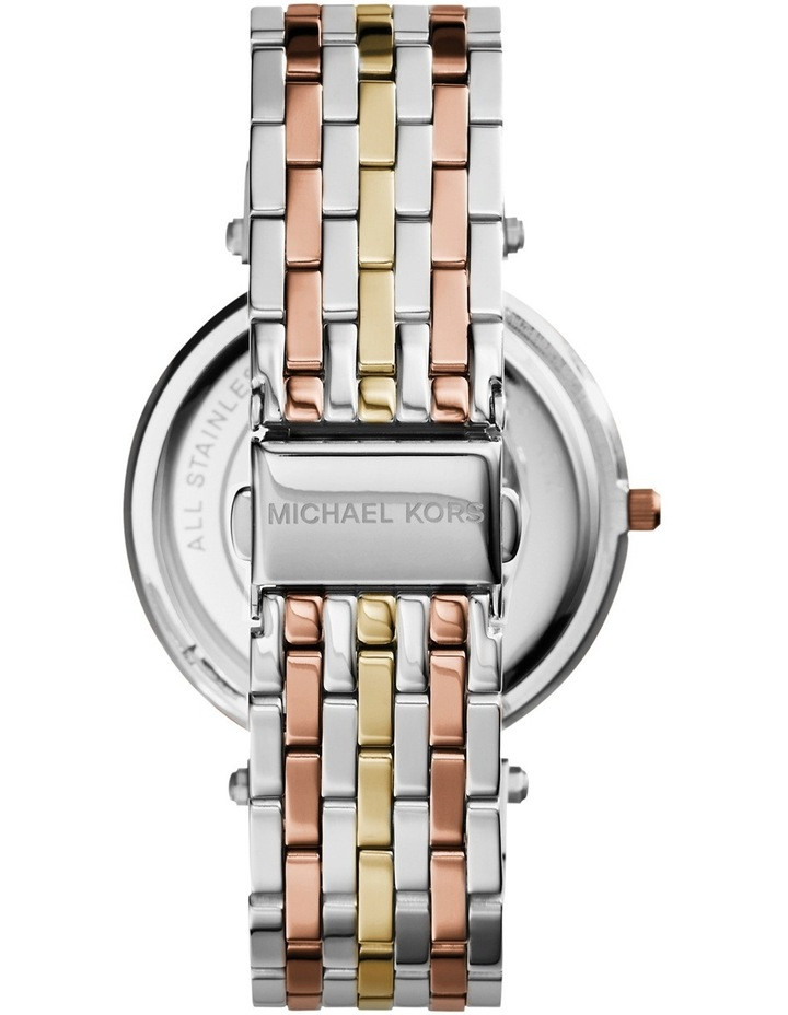 MK3203 Darci Two Tone Watch image 3