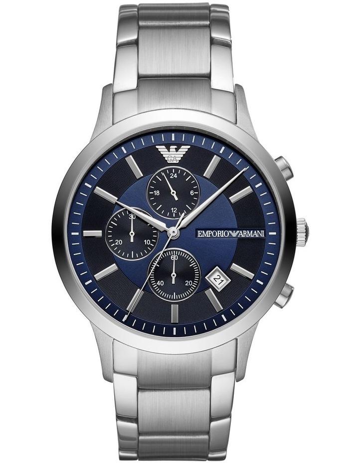 AR11164 Silver Watch image 1