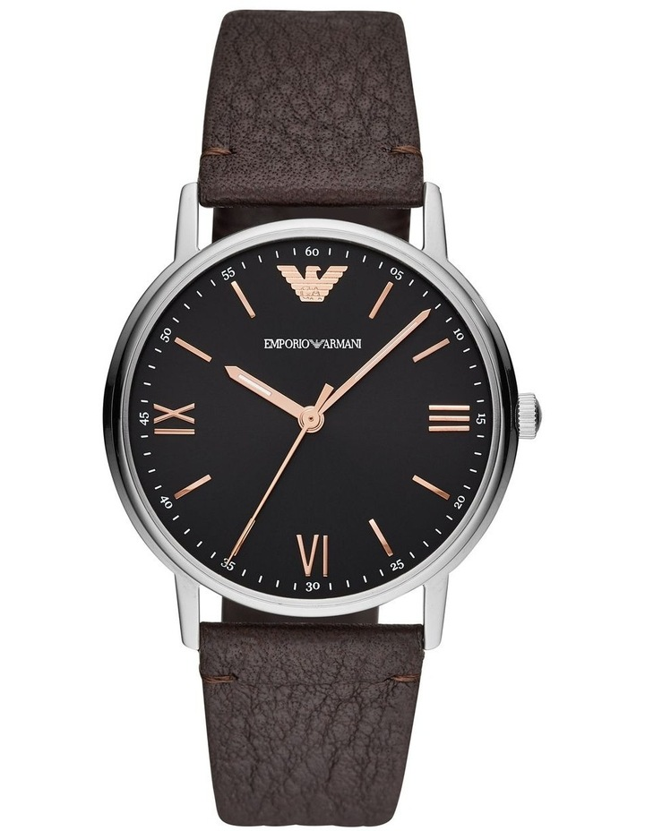 AR11153 Brown Watch image 1