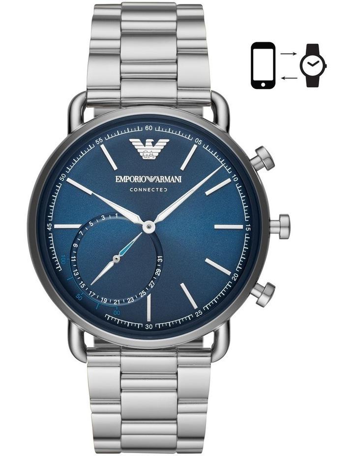 ART3028 Silver Smartwatch image 1