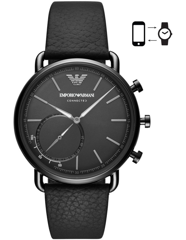 ART3030 Black Smartwatch image 1