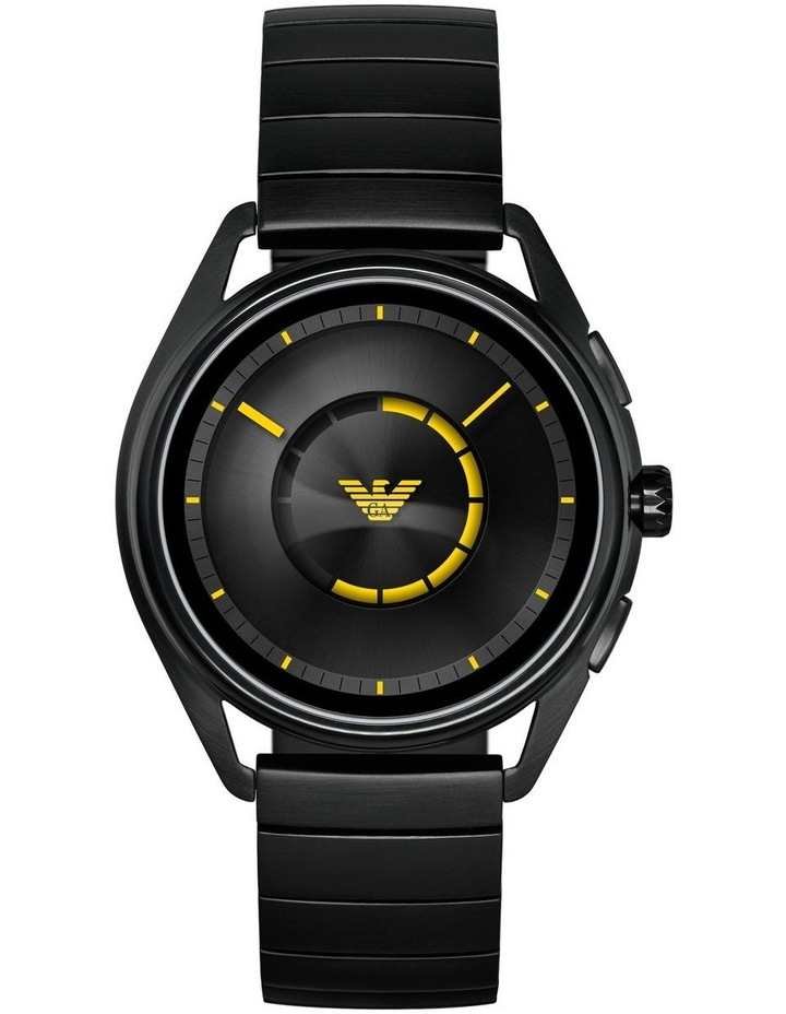 Emporio Armani Wearables   ART5007 Black Smartwatch   MYER 61f3d0012d