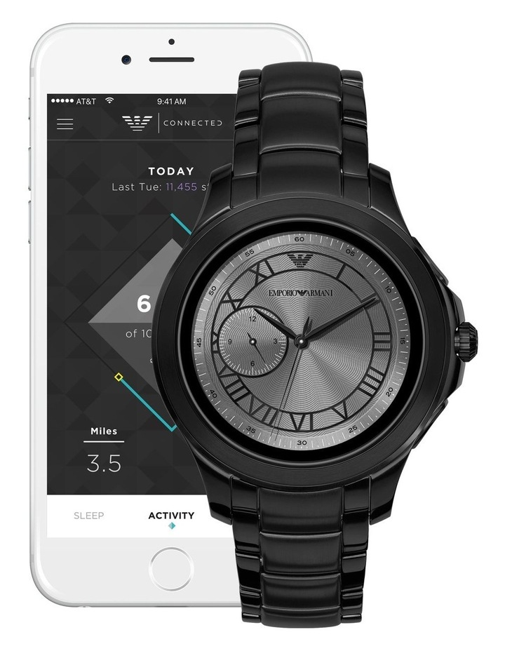 ART5011 Black Smartwatch image 2