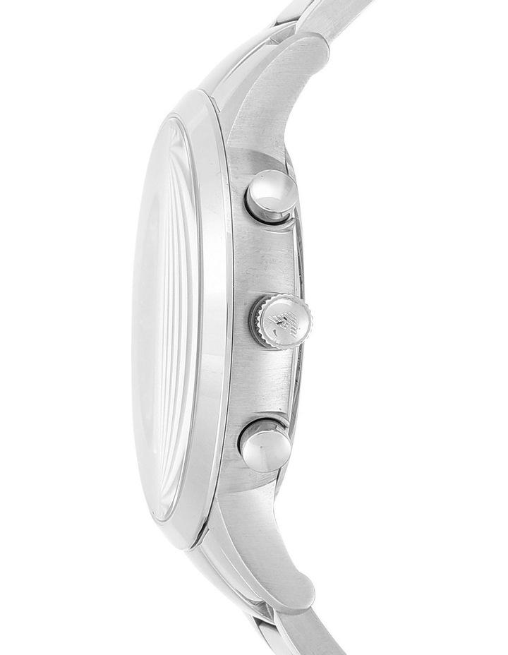 Silver Analogue Watch image 4