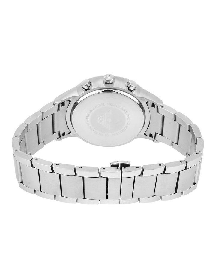 Silver Analogue Watch image 5